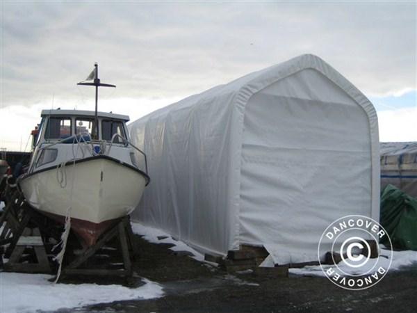 Magazynowy namiot-4X14X4,5X5,5-M