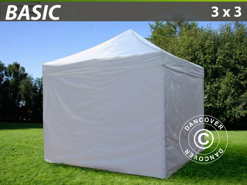 Namiot Ekspresowy - FleXtent 3x3 m