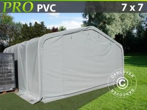 Namiot magazynowy -PRO-7X7X38-M-PVC