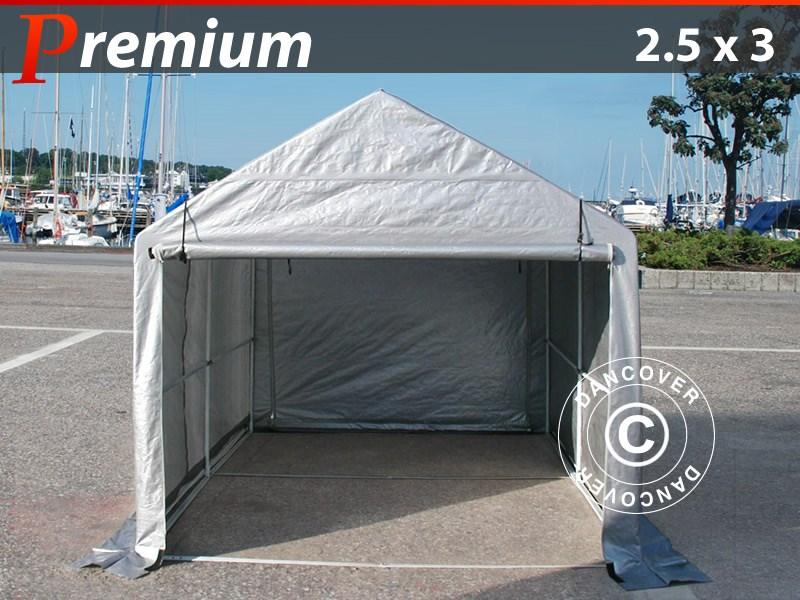 Namiot magazynowy 2.5x3x2.3 m