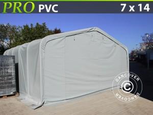 Namiot magazynowy-PRO-7X14X38-M-PVC